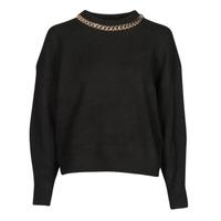 Vêtements Femme Pulls Moony Mood PABOENE Noir