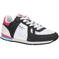 Chaussures Fille Multisport Pepe jeans PGS30497 SYDNEY Negro