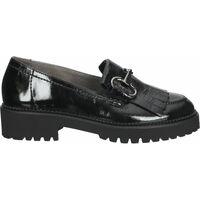 Chaussures Femme Mocassins Paul Green Babouche Schwarz Lack