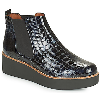 Chaussures Femme Boots Fericelli LORNA Marine