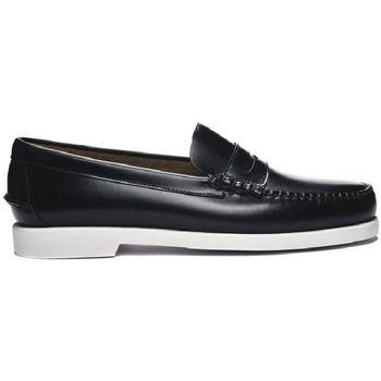 Chaussures Homme Mocassins Sebago Chaussure bateau$SKU Noir