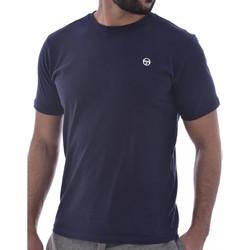 Vêtements Homme T-shirts manches courtes Sergio Tacchini ST-103.10007 Bleu