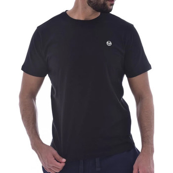 Vêtements Homme T-shirts manches courtes Sergio Tacchini ST-103.10007 Noir