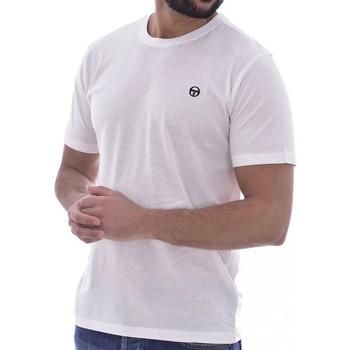 Vêtements Homme T-shirts manches courtes Sergio Tacchini ST-103.10007 Blanc
