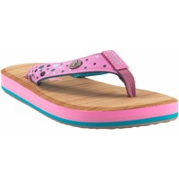 Chaussures Fille Tongs Joma Plage fille  arrecife 2113 rose Rose