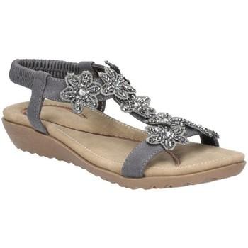 Chaussures Femme Sandales et Nu-pieds Fleet & Foster  Gris