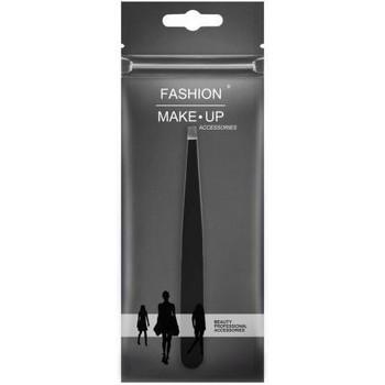 Beauté Femme Accessoires beauté Fashion Make Up Fashion Make-Up - Pince à épiler Mors Crabe Noire - 9,5c... Noir