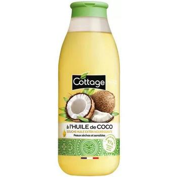 Beauté Produits bains Cottage Douche Huile Précieuse Extra Nourrissante   Coco   5... Autres