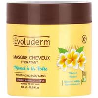 Beauté Soins & Après-shampooing Evoluderm Masque Cheveux Hydratant Monoï à la Folie   500ml Autres