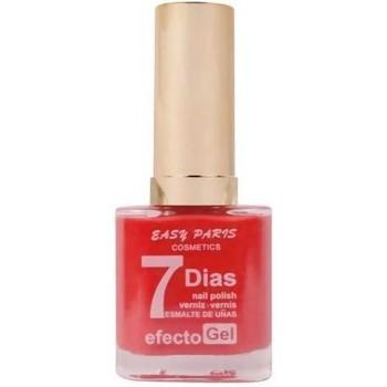 Beauté Femme Vernis à ongles Easy Paris Vernis à ongles effet Gel n°025   13ml Rose