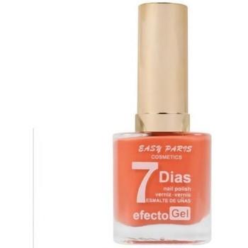 Beauté Femme Vernis à ongles Easy Paris Vernis à ongles effet Gel n°104   13ml Orange