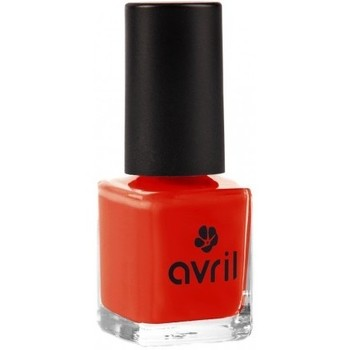 Beauté Femme Vernis à ongles Avril Avril - Vernis à ongles Coquelicot n°40 - 7ml Rouge