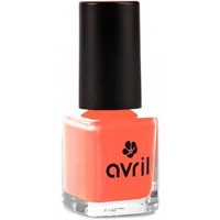Beauté Femme Vernis à ongles Avril Avril - Vernis à ongles Corail n°02 - 7ml Orange