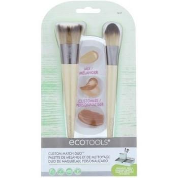 Beauté Femme Pinceaux Ecotools - Kit 2 Pinceaux teint + Palette de mélange et ... Autres