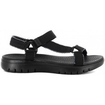 Chaussures Femme Sandales sport Skechers ON-THE-GO 600 FLEX CLASSY NEGRA Sandalias