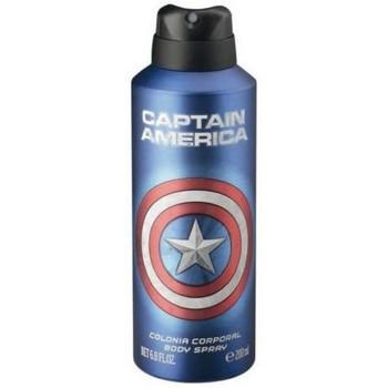 Beauté Eau fraiche Air-Val Marvel - Eau fraîche parfumée Captain America - 200ml Autres