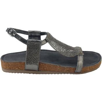 Chaussures Femme Sandales et Nu-pieds Santafe Bio athena Argenté