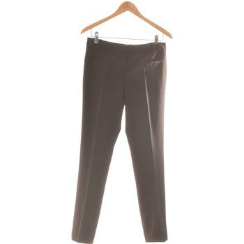 Vêtements Femme Chinos / Carrots Manoukian Pantalon Droit Femme  34 - T0 - Xs Noir