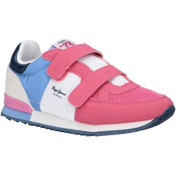 Chaussures Fille Multisport Pepe jeans PGS30501 SYDNEY Rosa