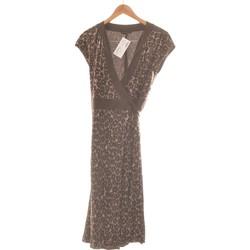 Vêtements Femme Robes longues Apostrophe Robe Mi-longue  38 - T2 - M Marron