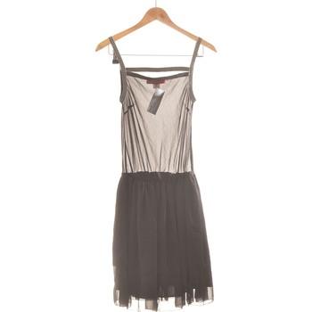Vêtements Femme Robes courtes Manoush Robe Courte  36 - T1 - S Noir
