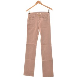 Vêtements Femme Jeans droit Camaieu Jean Droit Femme  36 - T1 - S Violet