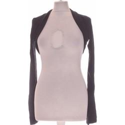 Vêtements Femme Gilets / Cardigans Cache Cache Gilet Femme  36 - T1 - S Noir