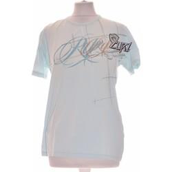Vêtements Femme Tops / Blouses Rip Curl Top Manches Courtes  38 - T2 - M Bleu