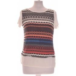 Vêtements Femme Tops / Blouses Mexx Top Manches Courtes  36 - T1 - S Beige