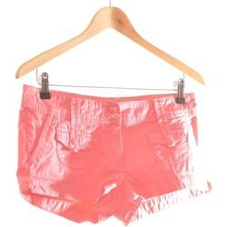 Vêtements Femme Shorts / Bermudas H&M Short  38 - T2 - M Rose