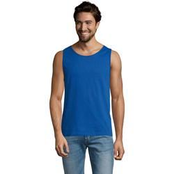 Vêtements Homme Débardeurs / T-shirts sans manche Sols Justin camiseta sin mangas Azul