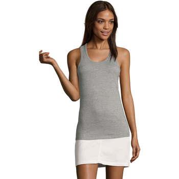 Vêtements Femme Débardeurs / T-shirts sans manche Sols Justin camiseta sin mangas Gris