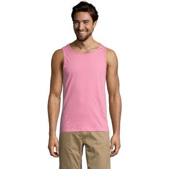 Vêtements Homme Débardeurs / T-shirts sans manche Sols Justin camiseta sin mangas Rosa
