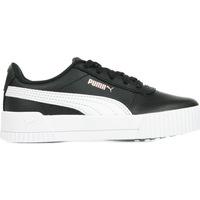 Chaussures Fille Baskets basses Puma Carina L PS noir