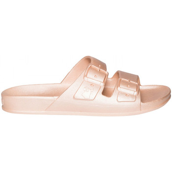 Chaussures Femme Mules Cacatoès Baleia Rose