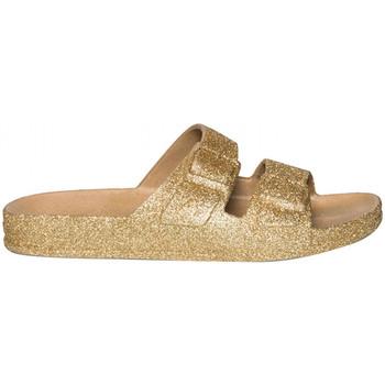Chaussures Femme Mules Cacatoès Trancoso Doré