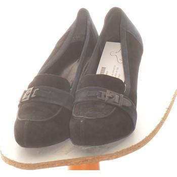 Chaussures Femme Escarpins Perlato Paire D'escarpins  40 Noir