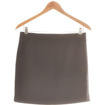 Vêtements Femme Jupes Monoprix Jupe Courte  38 - T2 - M Noir