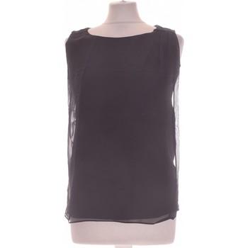 Vêtements Femme Débardeurs / T-shirts sans manche Naf Naf Débardeur  34 - T0 - Xs Noir