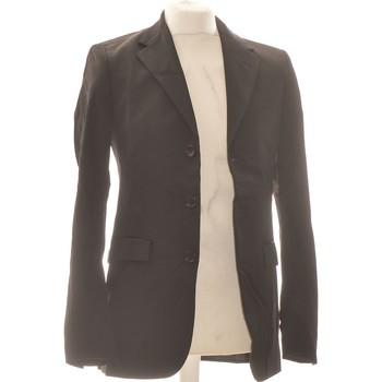 Vêtements Homme Vestes de costume Azzaro Veste De Costume  46 - T6 - Xxl Noir