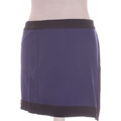 Vêtements Femme Jupes Promod Jupe Courte  38 - T2 - M Bleu