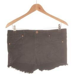 Vêtements Femme Shorts / Bermudas Bershka Short  40 - T3 - L Noir