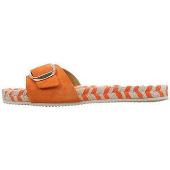 Chaussures Femme Mules Senses & Shoes  Orange