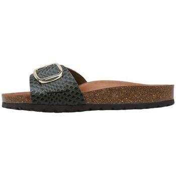 Chaussures Femme Mules Senses & Shoes  Kaki