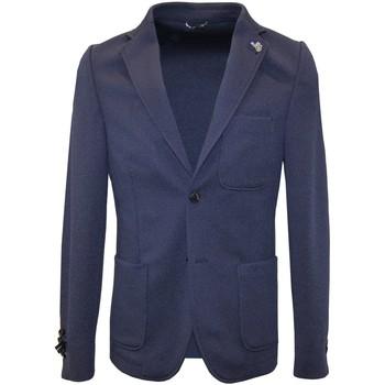 Vêtements Homme Vestes Daniele Alessandrini  Bleu