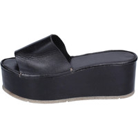 Chaussures Femme Mules Moma BH287 Noir