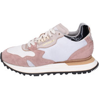 Chaussures Femme Baskets basses Moma BH292 Rose