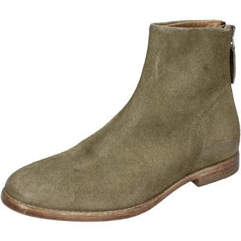 Chaussures Femme Bottines Moma BH302 Vert