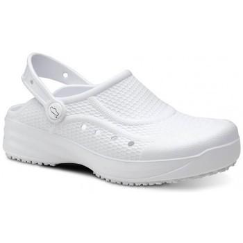 Chaussures Homme Sabots Feliz Caminar Sabot de travail flottant Evolution - Happy Walking Blanc