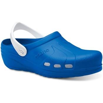 Chaussures Homme Sabots Feliz Caminar Sabots sanitaires Asana - Happy Walking Bleu